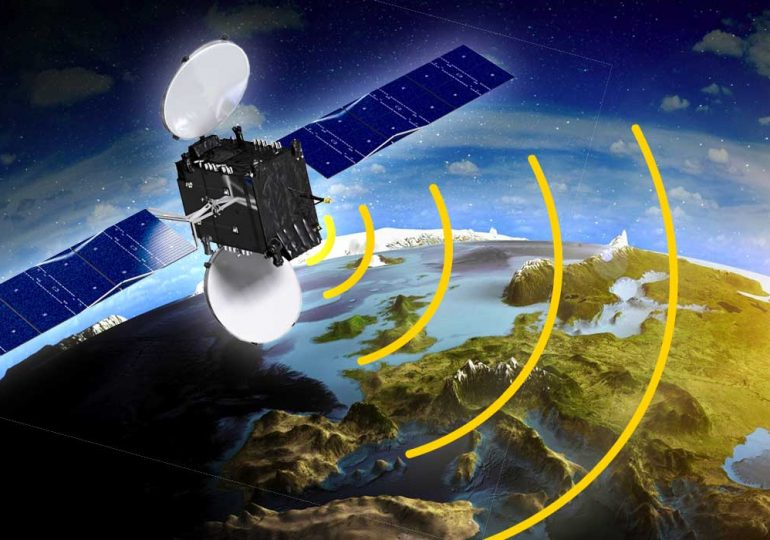 В Китае запустили платформу спутниковых услуг