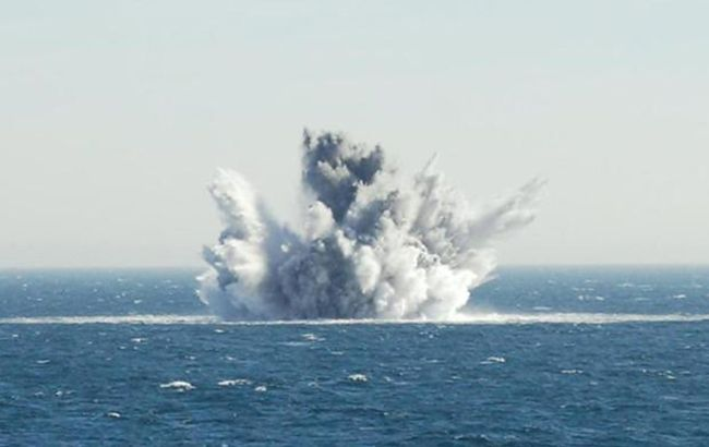 Взрыв в Южно-Китайском море вызвал выброс радиации