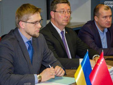 Китай может построить дороги и аэропорт в Днепропетровской области