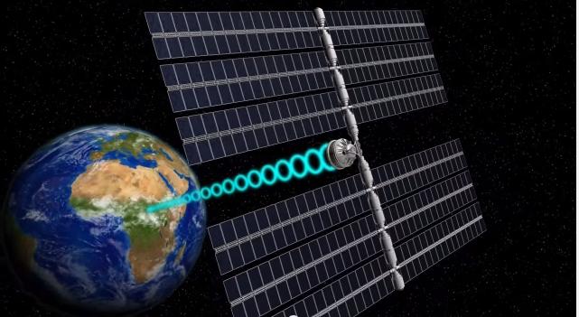 Китай простоит космическую солнечную электростанцию
