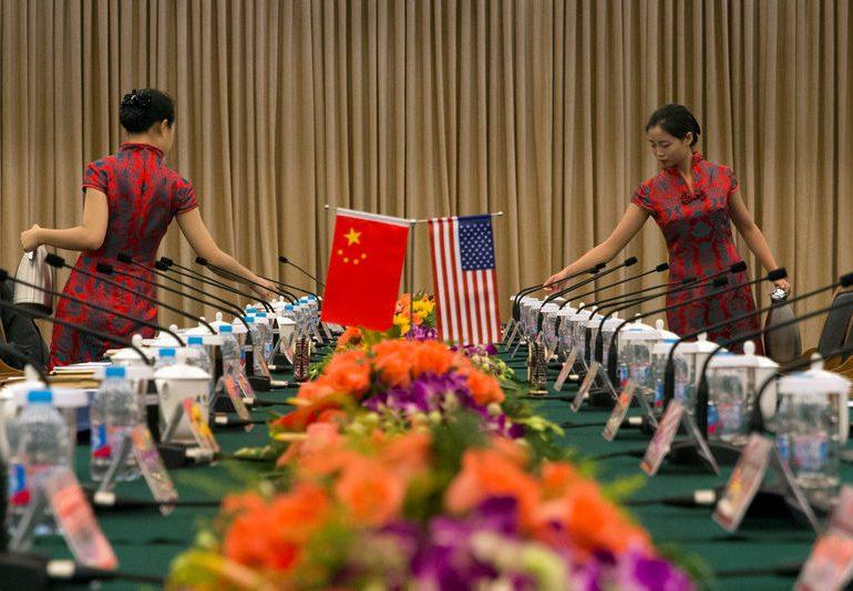 Подписание торгового соглашения между Китаем и США ожидается в январе