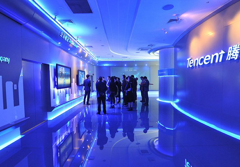 Tencent запустит 300 спутников для сбора информации с Земли