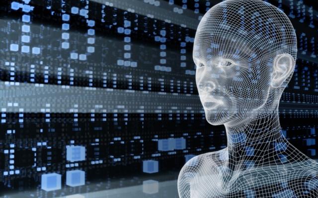 В Китае создали цифрового человека