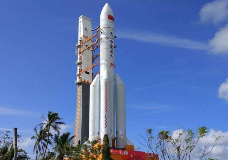 Китай готовится к запуску ракеты-носителя на Луну и Марс