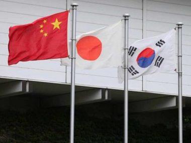 Китай, Япония и Южная Корея выступили за разоружение КНДР