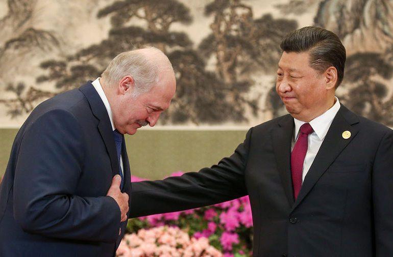 Китай дал Беларуси в долг $500 млн