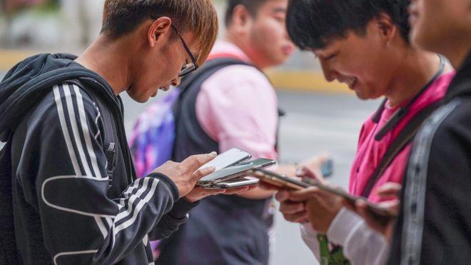 В Китае вводят обязательное сканирование лиц для подключения новых мобильных сервисов