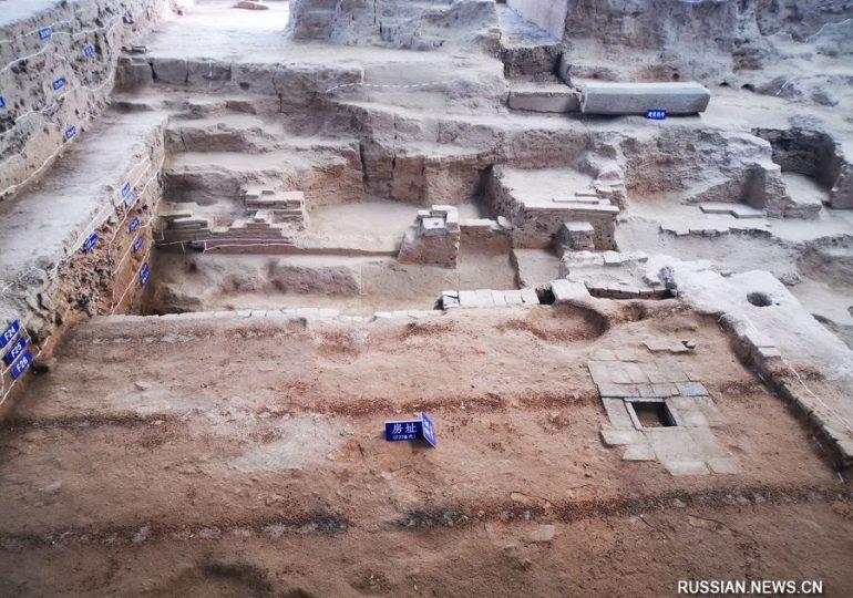 В Китае обнаружены реликвии семи династий