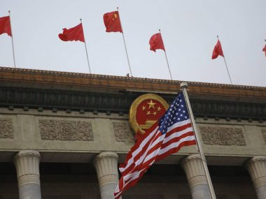 Китай ввел ограничения для дипломатов США