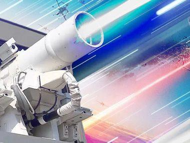 В Китае планируют создать боевое лазерное оружие