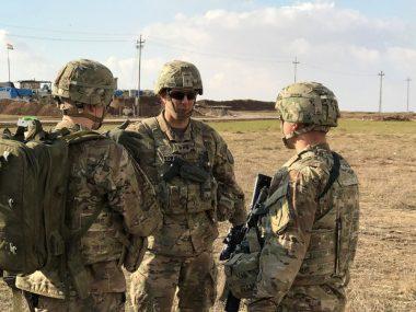 Китай призвал США не здоупотреблять военной силой на Ближнем Востоке