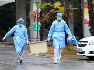 Китайская торговая ассоциация в Украине объявила о сборе помощи для борьбы с коронавирусом