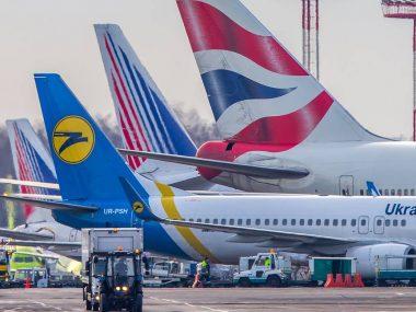Украина ведет переговоры о прямых перелетах в Китай