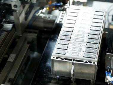 Китай разрабатывает единый стандарт батарей для электрокаров
