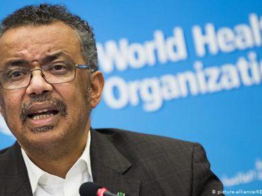 В связи с вирусом ВОЗ объявила международную чрезвычайную ситуацию