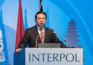 Китайский суд приговорил бывшего главу Интерпола к 13,5 годам лишения свободы