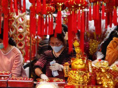 В Китае отменили празднование Нового года