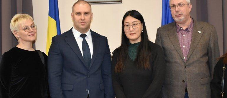 Полтавские чиновники обсудили с китайцами прямые поставки сельхозпродукции