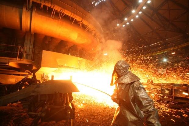 Производство стали в Китае в 2020 году может превысить 1 млрд тонн