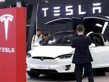 Компания Tesla открыла завод электромобилей в Китае