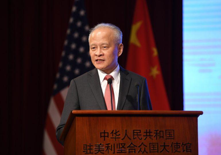 Китай опровергает связь вируса с военными разработками