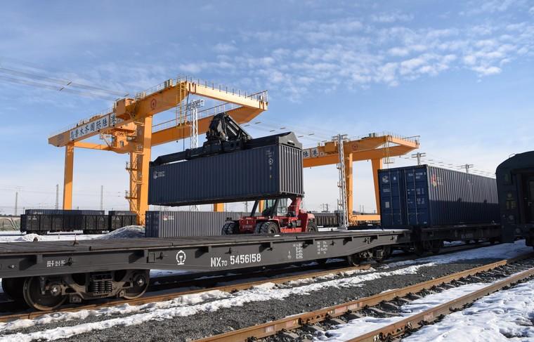 Китай возобновил грузовое сообщение с Европой