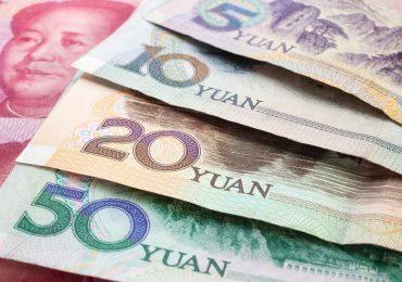 Китай будет обеззараживать деньги
