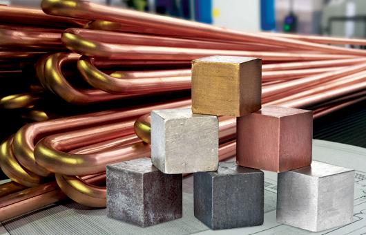 Китай сократил потребление цветных металлов