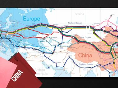 Строительство транспортного маршрута «Европа — Западный Китай» запаздывает на 7 лет