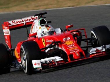 Этап «Формулы-1» в Китае отложили