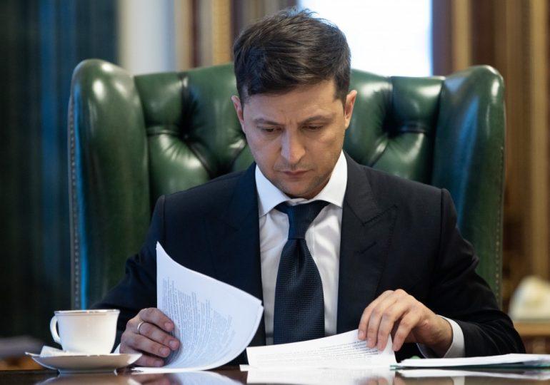 Украинский президент написал письмо Си Цзиньпину из-за коронавируса