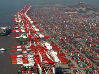 Китайские порты готовы предоставить судоходным компаниям скидки