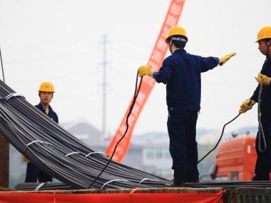 Деловые ожидания в китайской промышленности ухудшились в январе