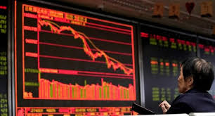 Китайский фондовый рынок обвалился после открытия торгов из-за коронавируса