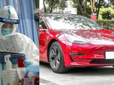 Tesla временно закроет завод в Китае