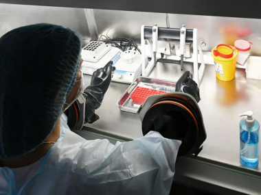 В Китае начали испытания российского препарата для борьбы с коронавирусом