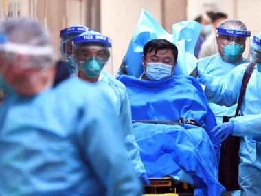 В Китае опубликовали первое исследование о коронавирусе