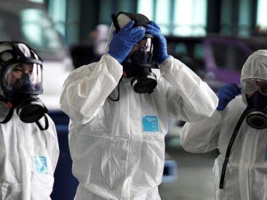Эксперты ВОЗ отправились в Китай для исследования эпидемии