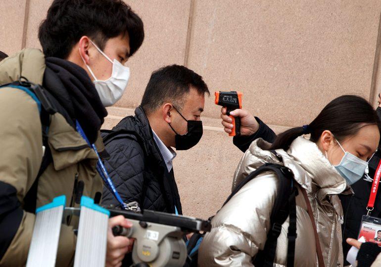Количество новых случаев коронавируса в Китае выросло до апрельских показателей