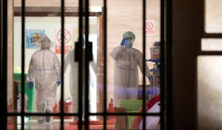 В Китае провели операцию по пересадке легких для пациента с коронавирусом