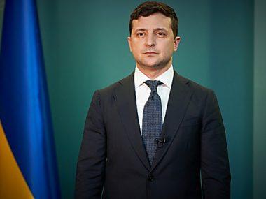 Украина готова забрать оставшихся граждан из Китая – Владимир Зеленский