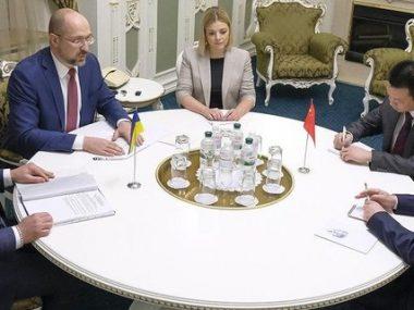 Китай предложил Украине гуманитарную помощь