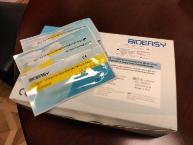 Китай начал проверку производителя тестов на коронавирус из-за жалоб покупателей