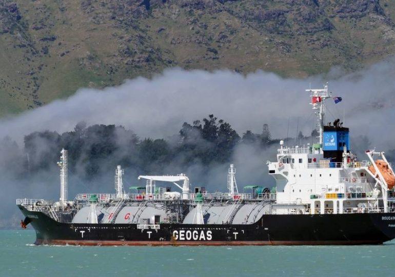 Китайская CNPC объявила о приостановке импорта газа