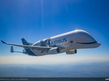 Airbus создала воздушный мост между Китаем и ЕС для поставок медицинских масок