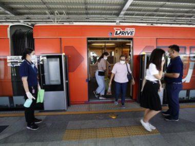 В городе Ухань возобновили работу метро после карантина
