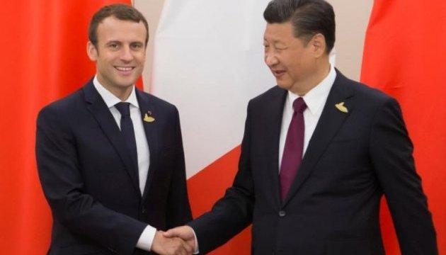 Лидеры КНР и Франции обсудили проведение саммита G20 в онлайн формате