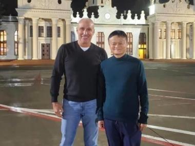 Украинский олигарх Ярославский рассказал о помощи Джека Ма в покупке тестов на COVID-19