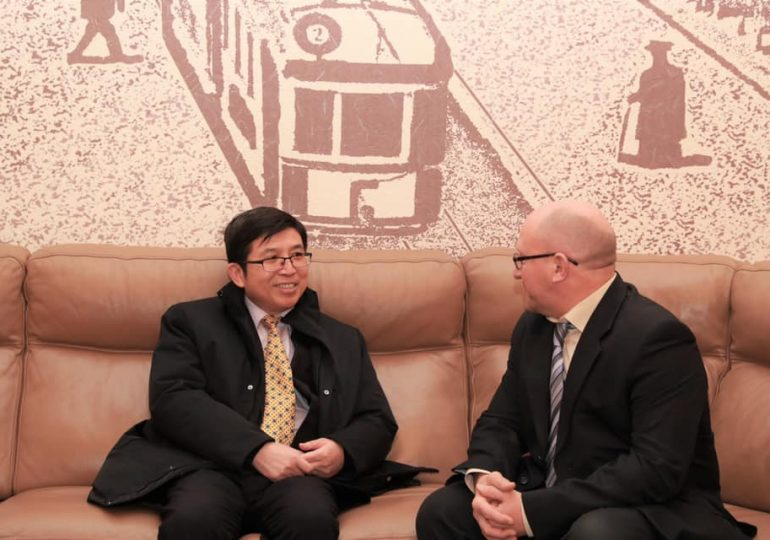 Китай назначил посла в Украине