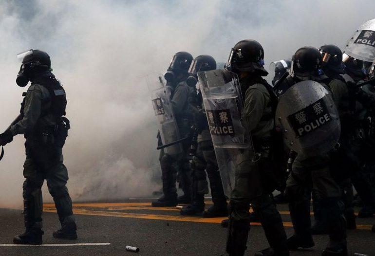 Китайские власти настаивают на принятии закона о госбезопасности в Гонконге
